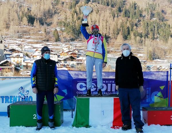 La bi campionessa italiana Ludovica Del Bianco