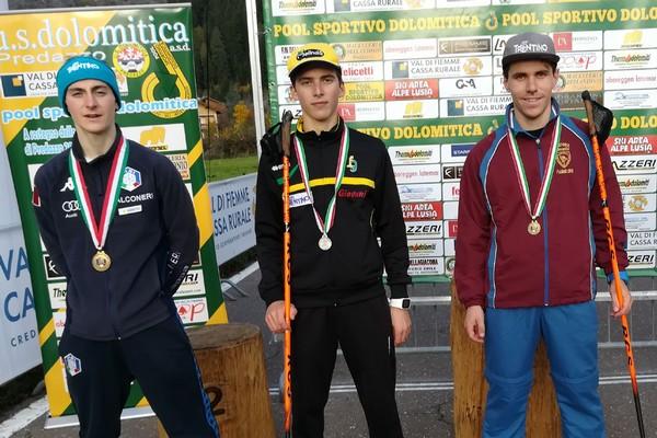 Giulio Bezzi, Stefano Radovan e Domenico Mariotti