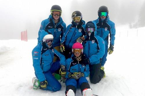 La squadra Skicross stagione 2019/2020