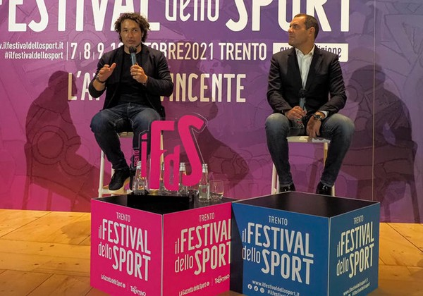 Giorgio Rocca (foto Ufficio Stampa Provincia Trento)