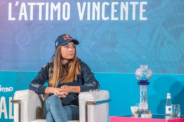 Dorothea Wierer (foto Ufficio stampa Provincia Trento)