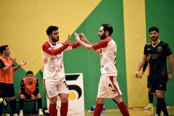 Bazzanella e Thyago protagonisti con un gol ed un assist a testa