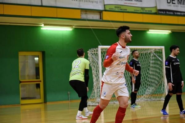 Mirko Bazzanella ha calato il tris a Maniago