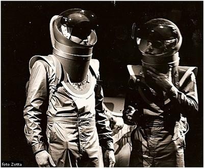 """1980: """"Teleroto!"""" Ferdy Andreatta e Andrea Castelli"""